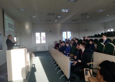 Szkolenie w Opolu 23.11.2019 (WPiA UO) - prelekcja Wiktora Ćwiklika